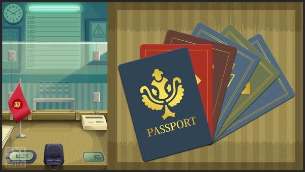 black border passports